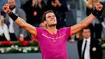 Nadal sube hasta el cuarto puesto de la ATP