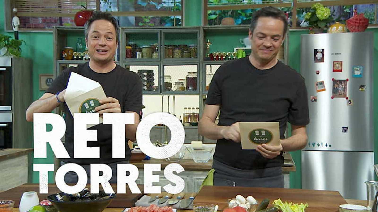 Torres en la cocina - Lasaña de marisco y foie a la plancha - RTVE.es