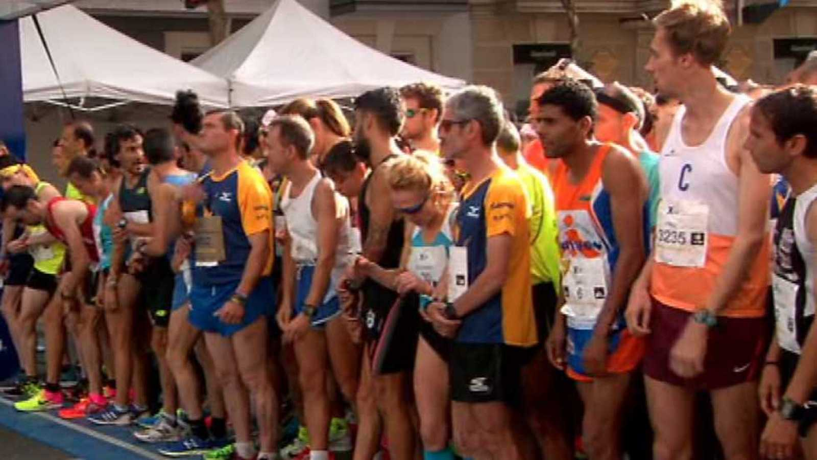 Atletismo - Carrera Liberty. \