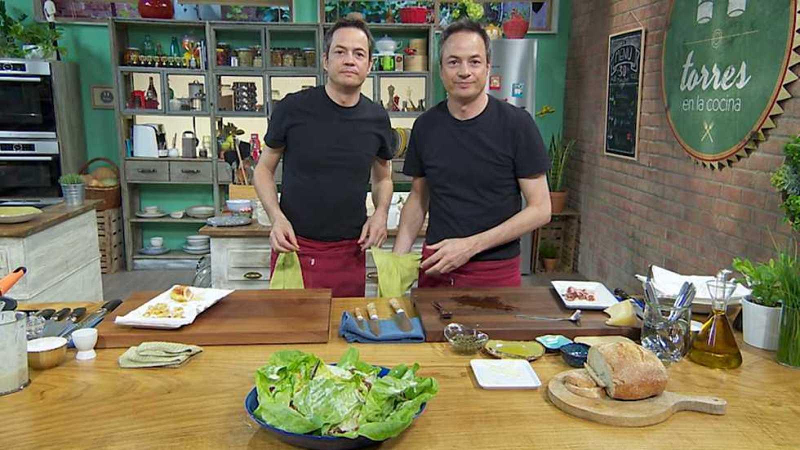 Torres en la cocina - Menú 30 minutos - RTVE.es