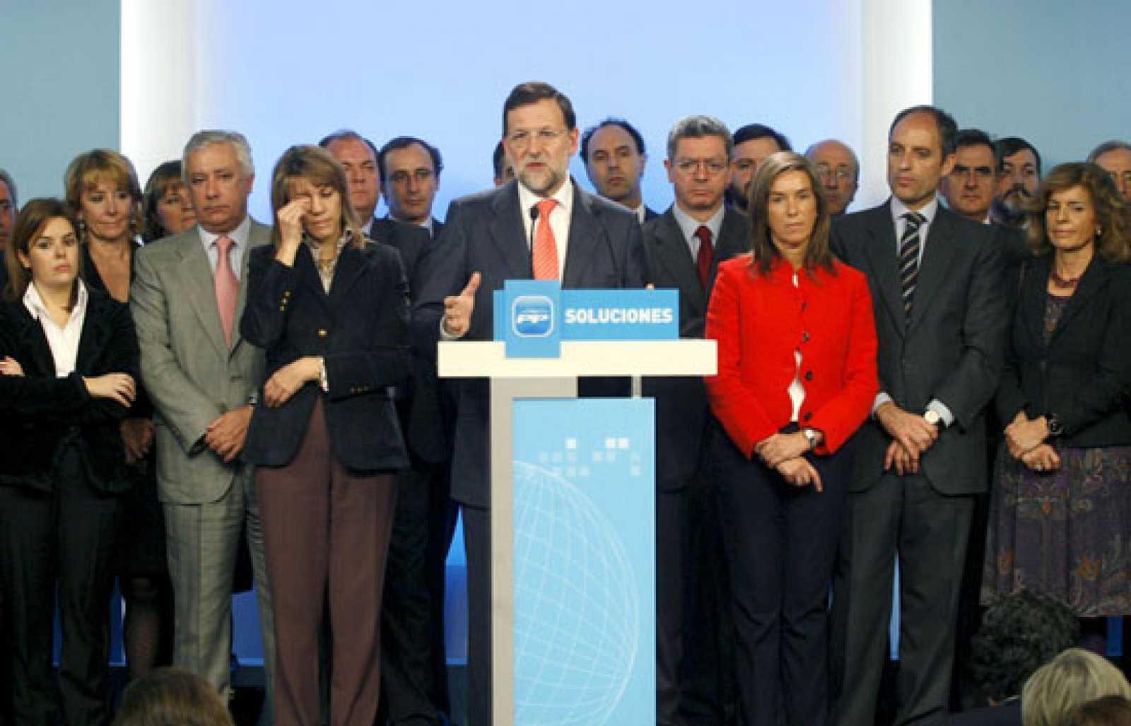 Rajoy: \
