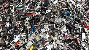Tráfico de residuos electrónicos: La tragedia electrónica