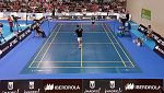 Bádminton - Internacional Challenge 'Spanish Open' Semifinal desde Madrid