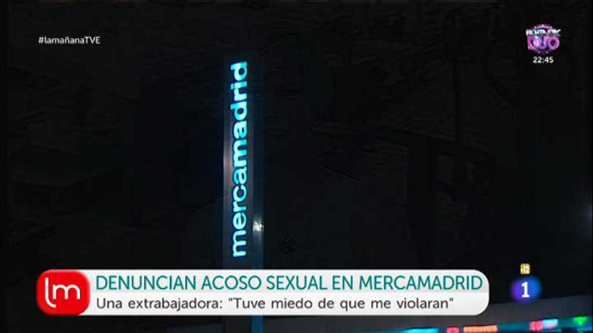 Acoso sexual en Mercamadrid