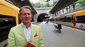 Grandes viajes ferroviarios: De La Coruña a Lisboa