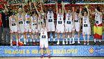 España destroza a Francia y gana su tercer Eurobasket femenino