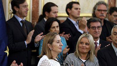 El Congreso rinde homenaje a las víctimas del terrorismo