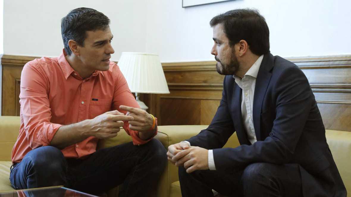 El PSOE e IU trabajarán para la despenalización de la eutanasia
