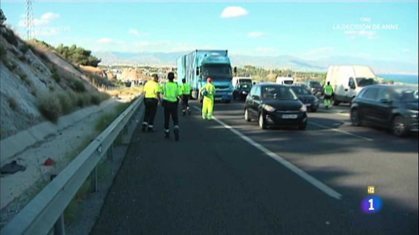 Prisión para el guardia civil causante de un accidente mortal