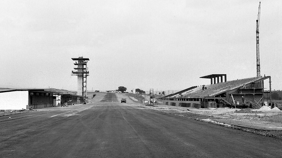 Circuito Jarama : El circuito madrileño del jarama cumple años rtve