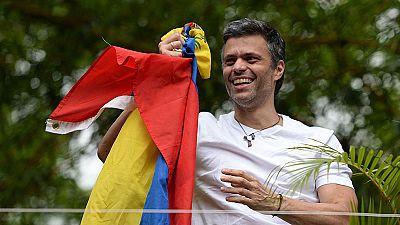 Leopoldo López ha estado casi tres años y medio encarcelado