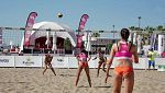 Voley playa - Madison Beach Volley Tour 2017. Prueba Valencia
