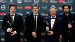 'El ciudadano ilustre', Premio Platino a mejor película iberoamericana.
