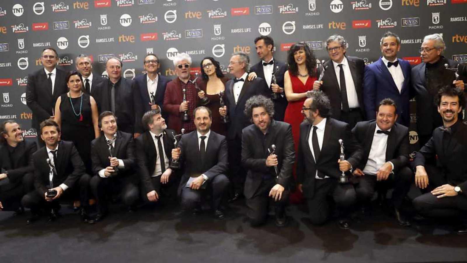 Premios Platino 2017 - RTVE.es