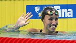 Jessica Vall logra el pase a semifinales en los 200 braza