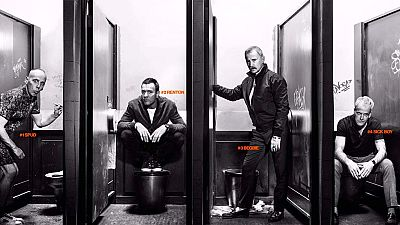 Dvd: 'Trainspotting 2', 'El viajante' y documentales