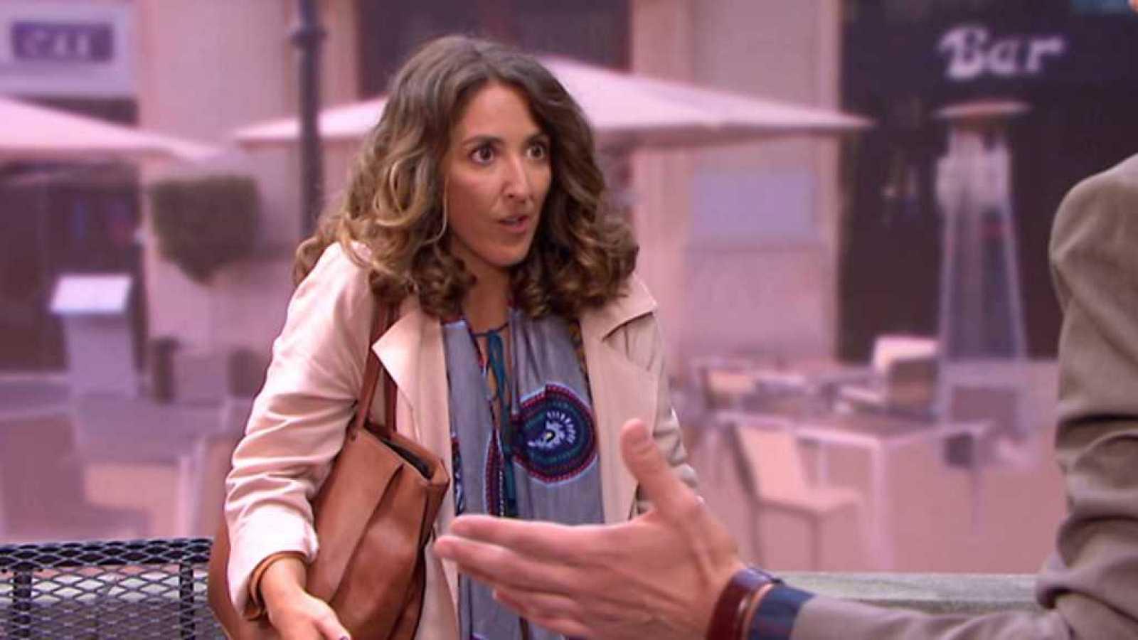 La Peluquería - La mano en el pecho - RTVE.es
