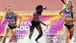 Histórico doblete de EE.UU. en 3.000m femenino