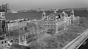 La isla de Ellis: Una historia del sueño americano