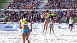 Voley playa - Madison Beach Volley Tour 2017. Campeonato de España Final Femenina