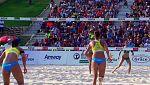 Voley playa - Madison Beach Volley Tour 2017. Campeonato de España, desde Fuengirola. Resumen