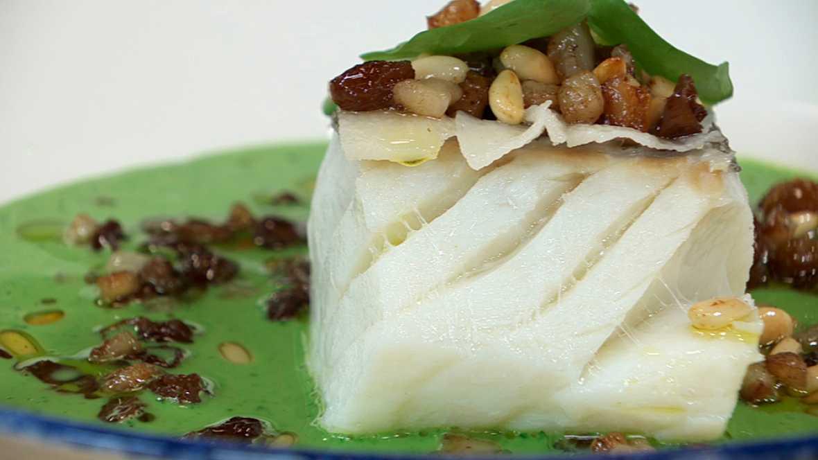 Formas De Cocinar El Bacalao | En La Cocina Espinacas Con Bacalao A La Catalana