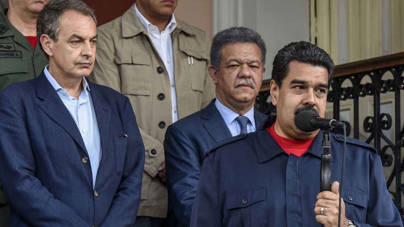 Maduro acepta reanudar el diálogo con la oposición con la mediación ...
