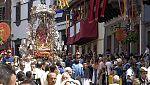 Misa y procesión Nuestra Señora del Pino parte 2 - 08/09/2017