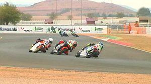 Campeonato de España de velocidad. Prueba Albacete