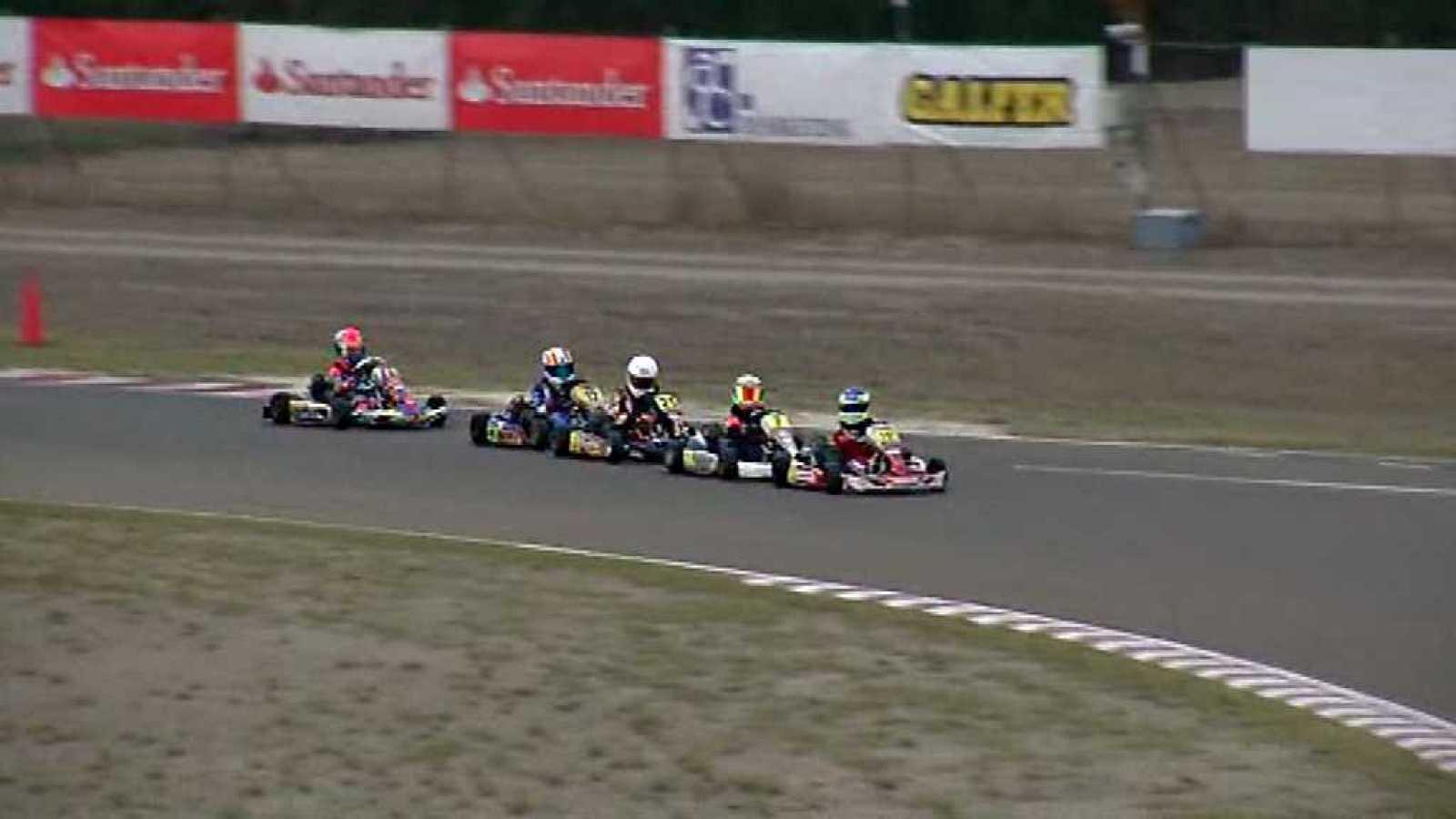 Circuito Zuera : Automovilismo karting: campeonato de españa prueba zuera rtve.es