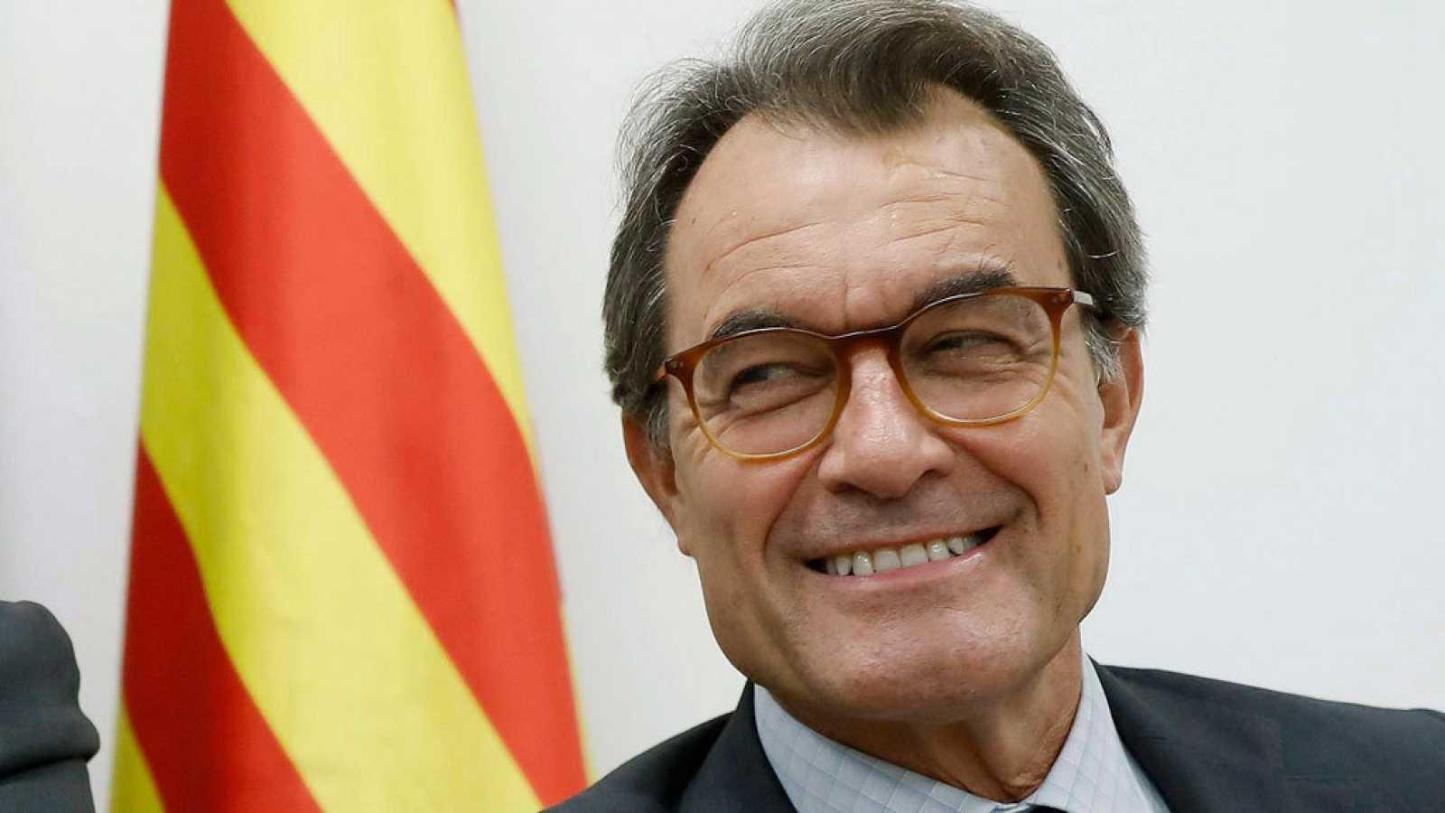 Para Todos Los Publicos Artur Mas Reconoce Ahora Que Cataluna No Esta Lista Para Que La Independencia Sea Real Reproducir Video