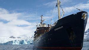 Barcos extremos: El Ártico