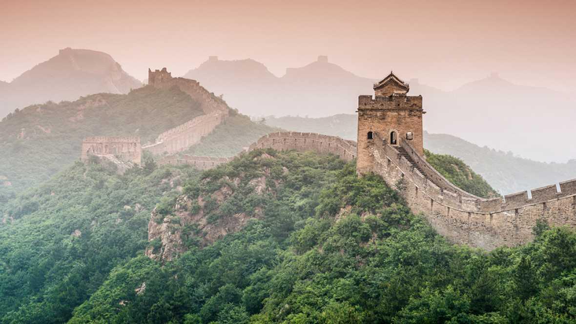 Documaster la gran muralla china for Q es la muralla china