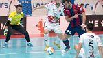 Fútbol Sala - Liga Nacional 5ª jornada: Naturpellet Segovia-Levante UD FS