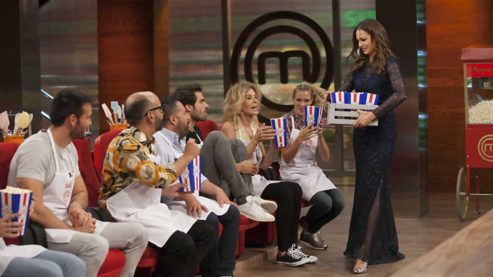 MasterChef Celebrity 2 - Programa 5 - RTVE.es
