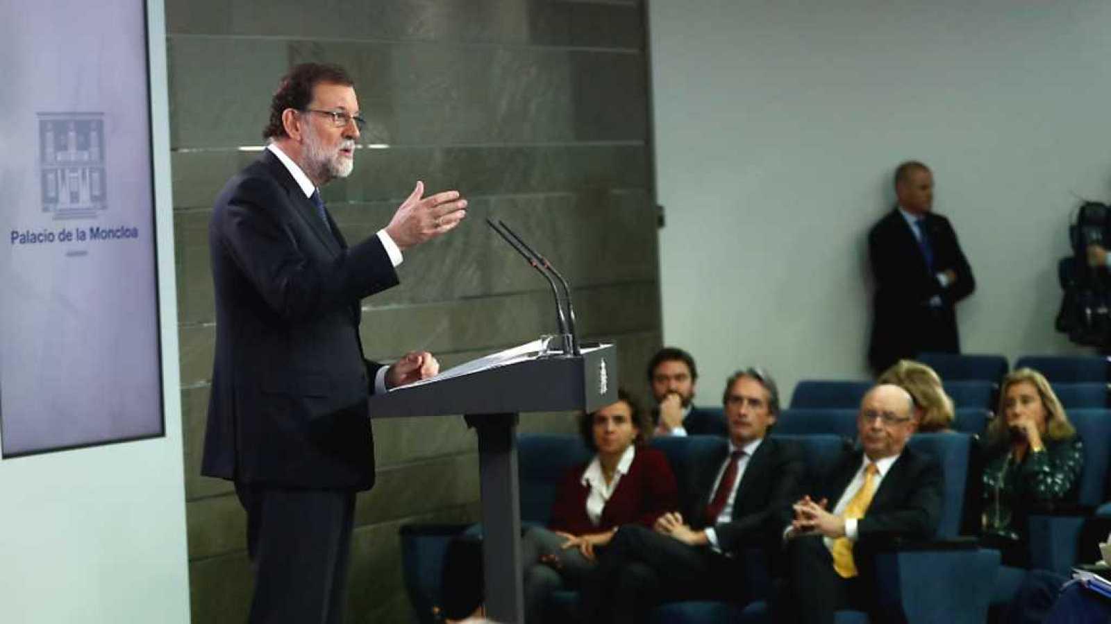 Telediario - 21 horas - 21/10/17 - RTVE.es
