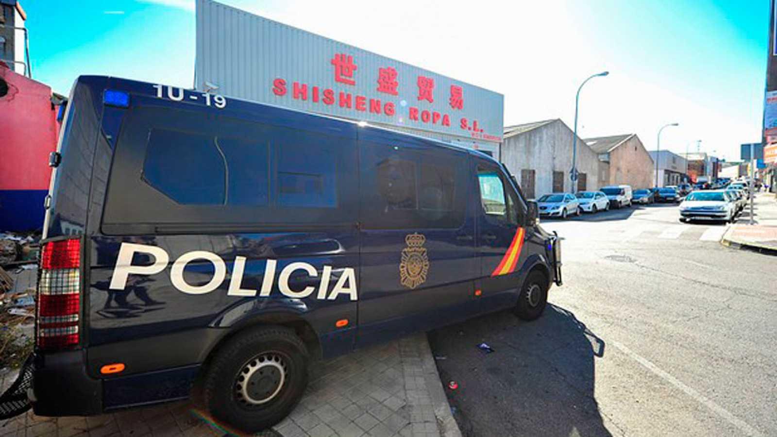 La policía nacional y la agencia tributaria han desarticulado una ...