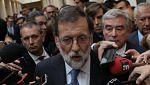 """Rajoy: """"El Estado reaccionará y estará a la altura de las circunstancias"""""""