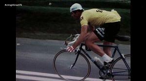 Hinault en la Vuelta de 1978