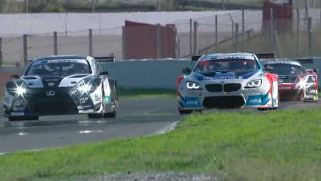Circuito Montmelo : Automovilismo internacional gt open ª carrera desde circuito