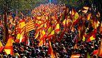 Especiales informativos - Manifestación en Barcelona - 29/10/17