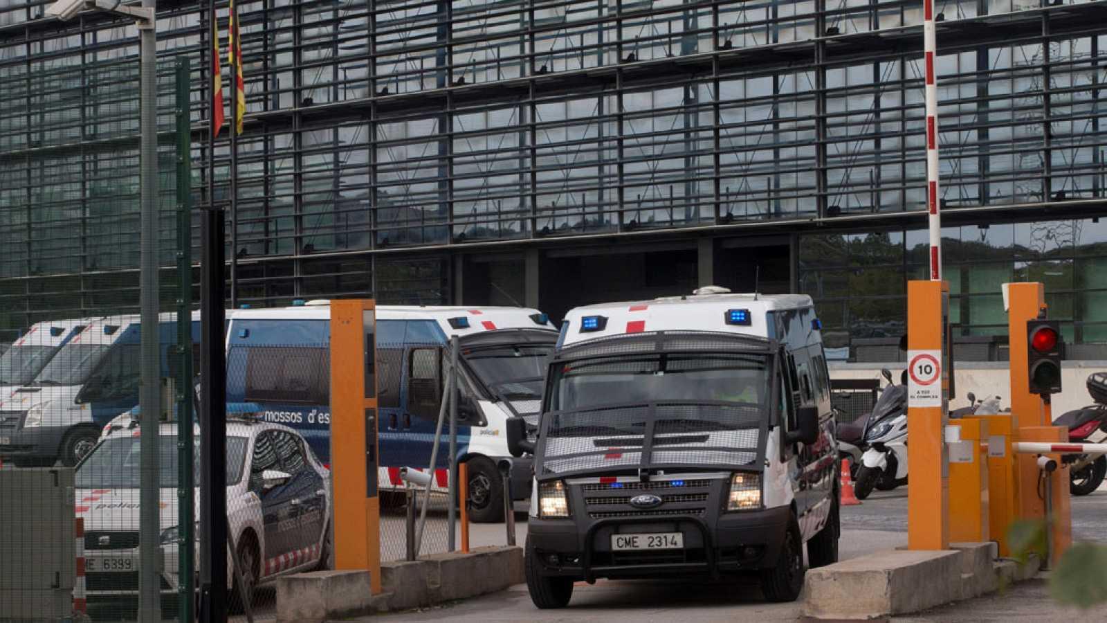 Mossos d'esquadra police catalogne vehicules