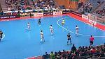 Fútbol Sala - Liga Nacional. 8ª jornada: Santiago Futsal - O Parrulo Ferrol