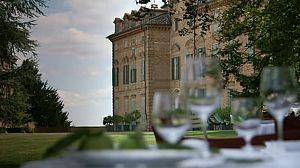 Cocina real: Palacio de San Martino Alfieri