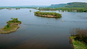 El Mississippi, el río de Estados Unidos: El corazón del río