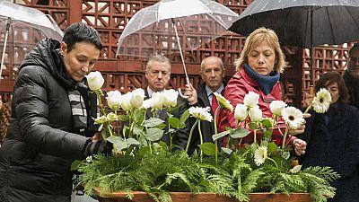 El PP se desmarca del acto del parlamento vasco en el día de la memoria