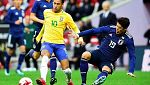 Fútbol - Amistoso Internacional: Brasil - Japón