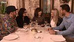 MasterChef Celebrity - Vuelve a ver el encuentro con los cuatro finalistas de MasterChef Celebrity