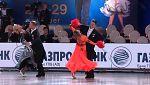 Bailes deportivos - Grand Slam Estándar. Prueba Moscú