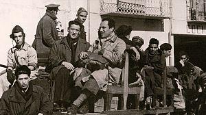 Diez días en la guerra civil española